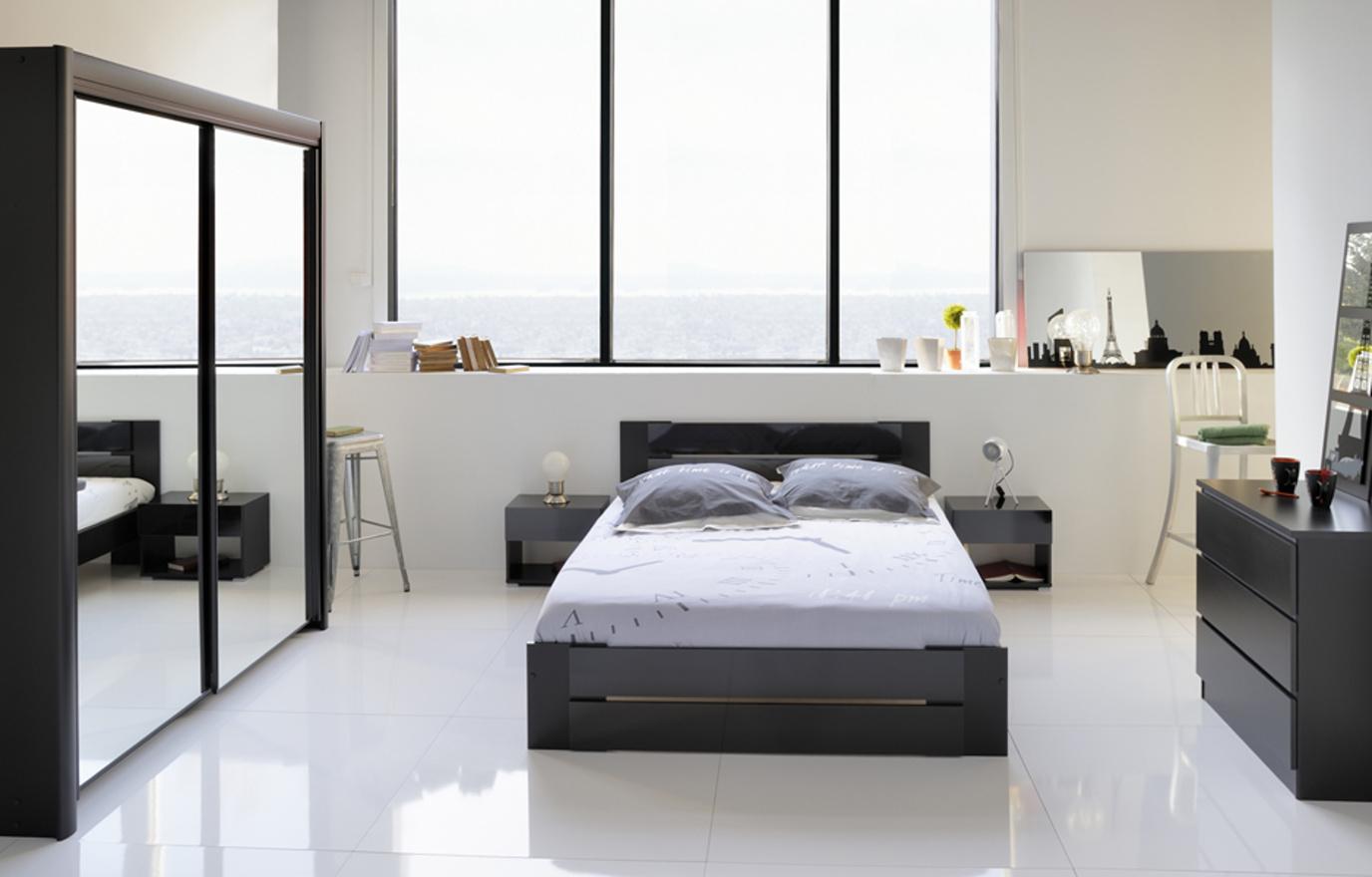 Schlafzimmer ikea gestalten: ikea bilderleiste ribba aufstellen ...