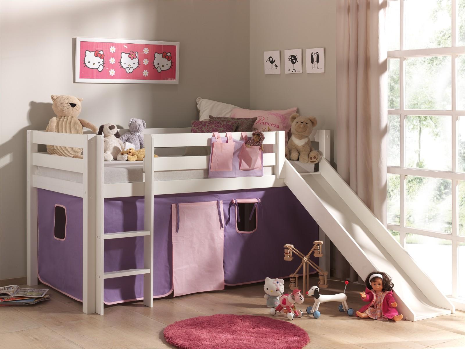 gain d espace rangement suppl mentaire le plaisir de dormir en hauteur certains lits ont m me. Black Bedroom Furniture Sets. Home Design Ideas