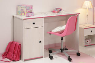 4a362bac86af Rustikálny detský písací stôl Alice