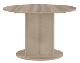 a0810ab01bb1 Jedálenský stôl rozkladací okrúhly Lukka