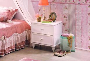 a9d859dfc4 Detská posteľ s úložným priestorom Romantic II