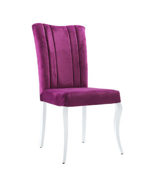 Elegantná stolička Luz Chair Purple