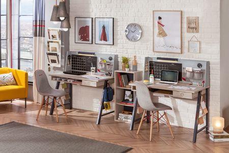 eee1f6dbb525 ... k písacím stolom a regálom zaobstaráte v identickom dizajne tiež detské  postele