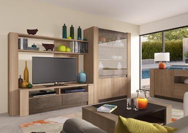 d36e7c6f6d58 Samostatné diely do obývacej izby rešpektujú nároky tých najnáročnejších  zákazníkov. Sú vyrobené z odolných materiálov a spľňajú požiadavky na  maximálne ...