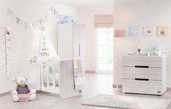 1ea4e1edeccb Na prvej fotografii predstavujeme klasický návrh detskej izby