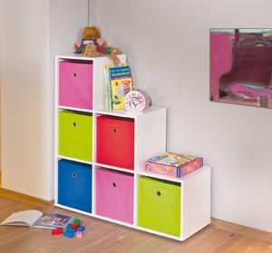 5dcba7e2c52b Regály do detskej izby sú výrazné