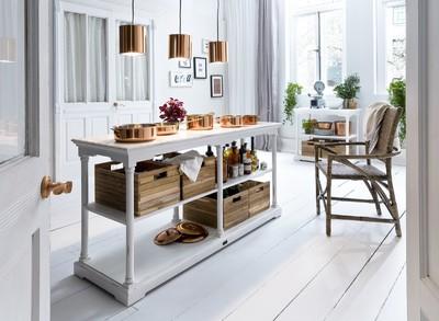 71b5fb97f Regály na prvej fotografii slúži v podstate ako pracovný stôl, príprava pre  varenie. Tieto pracovné stoly nájdete v ponuke v najrôznejších rozmeroch,  ...